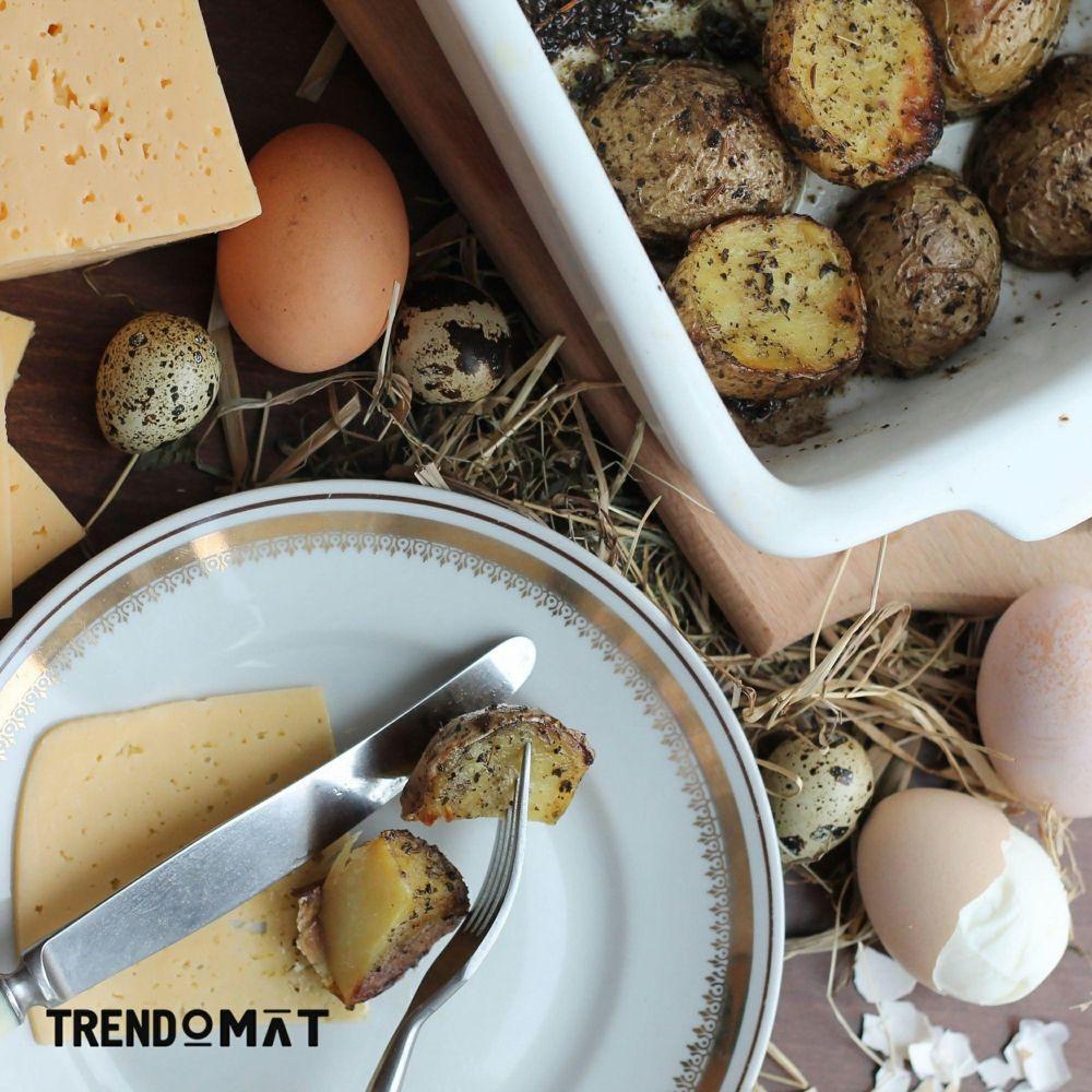 Ländlicher Stil traditionsbewusst Küche Mahlzeit