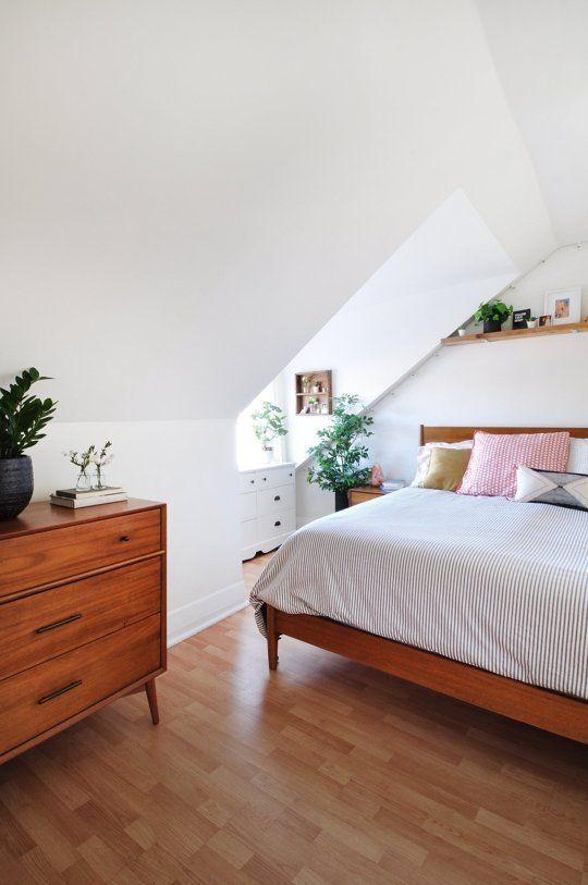 Schlafzimmer Holzmöbel: Schlafzimmer modern und gemütlich ...