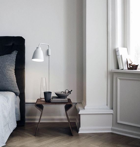 Schlafzimmer schlicht minimalistisch chic