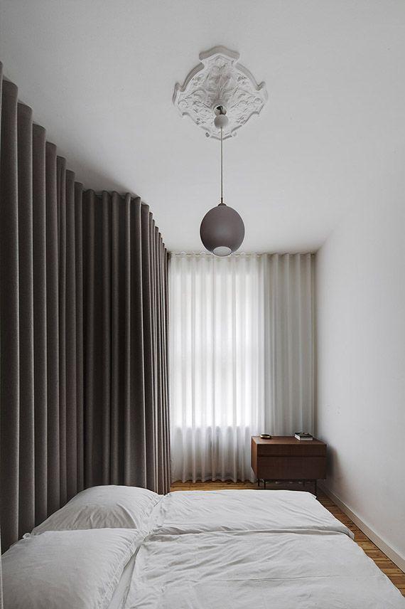 Traum Schlafzimmer modern Design Ästhetik
