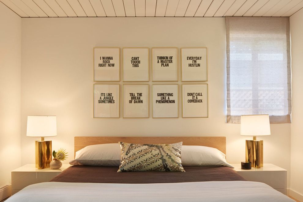 Wandgestaltung Bilder Sprüche Schlafzimmer