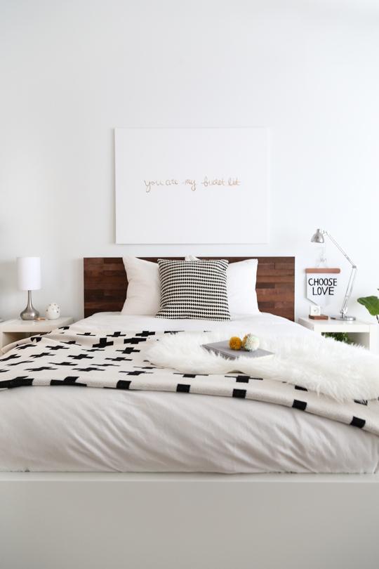 Kreative Ideen für DIY Bettkopfteile - Trendomat.com