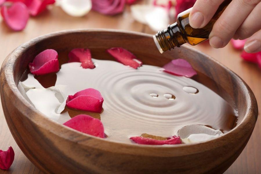 Wohnzimmer und Bad mit Duft bereichern-Aromatische Geschenke