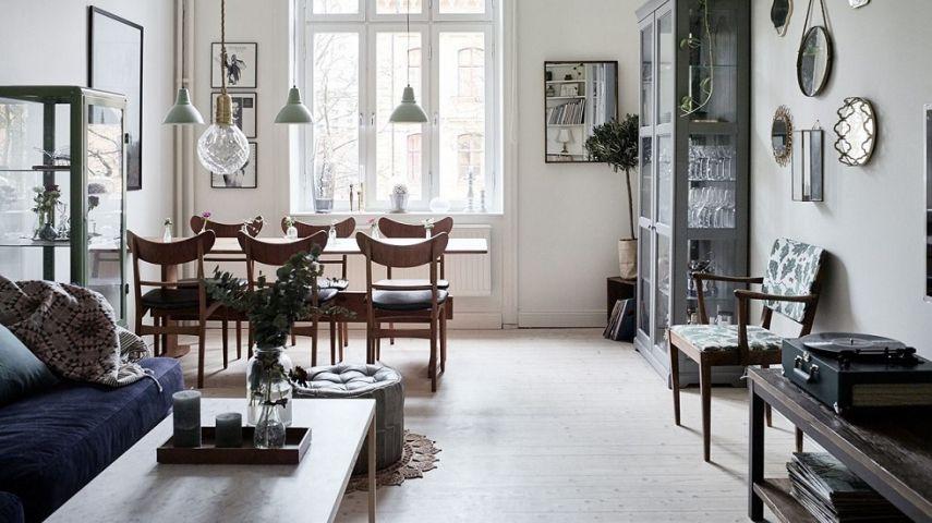 Zeitgenössische Wohnung Mit Historischem Charme - Trendomat.Com