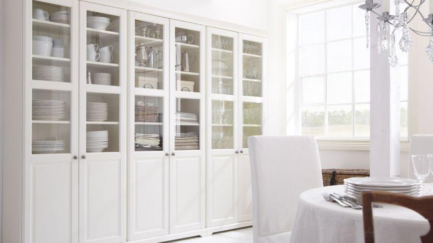 Großartig Küche Farbe Ideen Weiße Einheiten Zeitgenössisch - Küchen ...