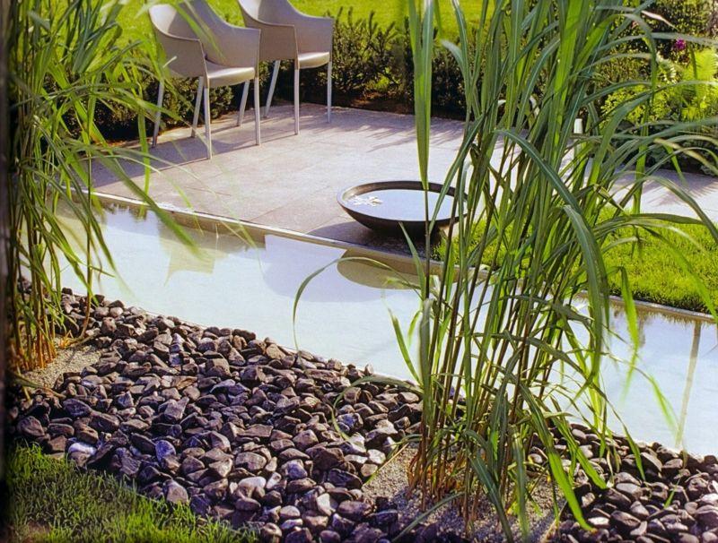 das Element Wasser im eigenen Garten genießen