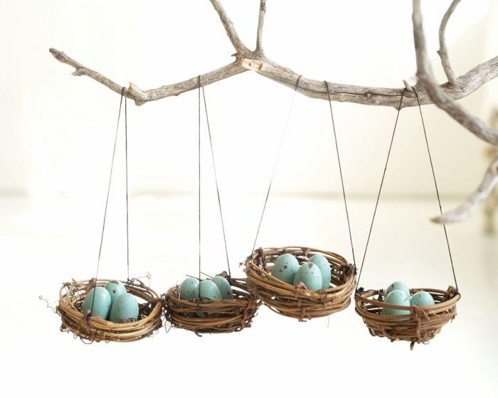 kreative Dekoidee zu Ostern