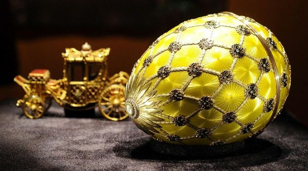 Faberge exhibition opens in Turin