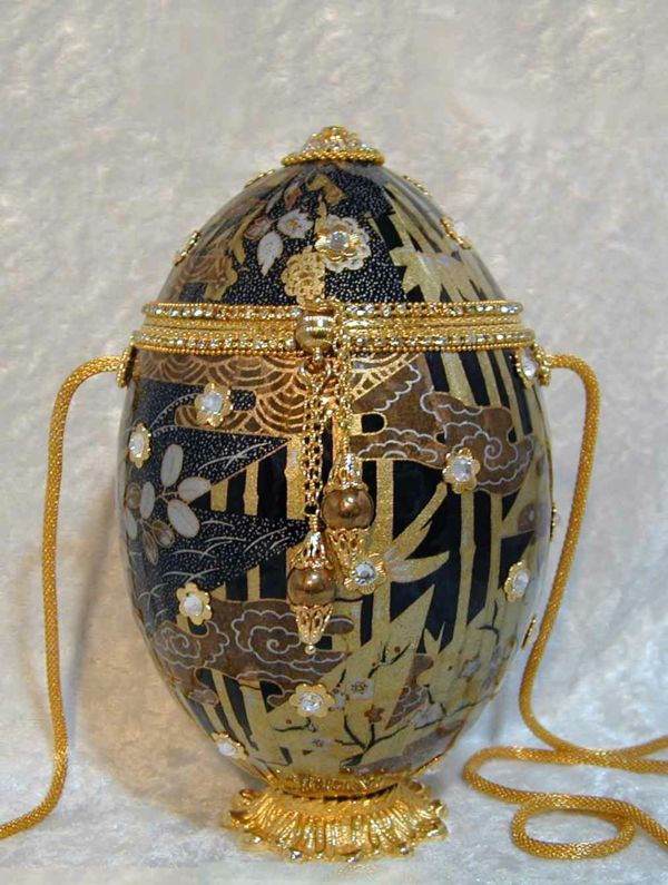 Dieses Ei ist ein kostbares Sammelobjekt