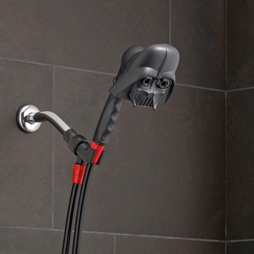 Duschkopf lustig Darth Vader Badaccessoires