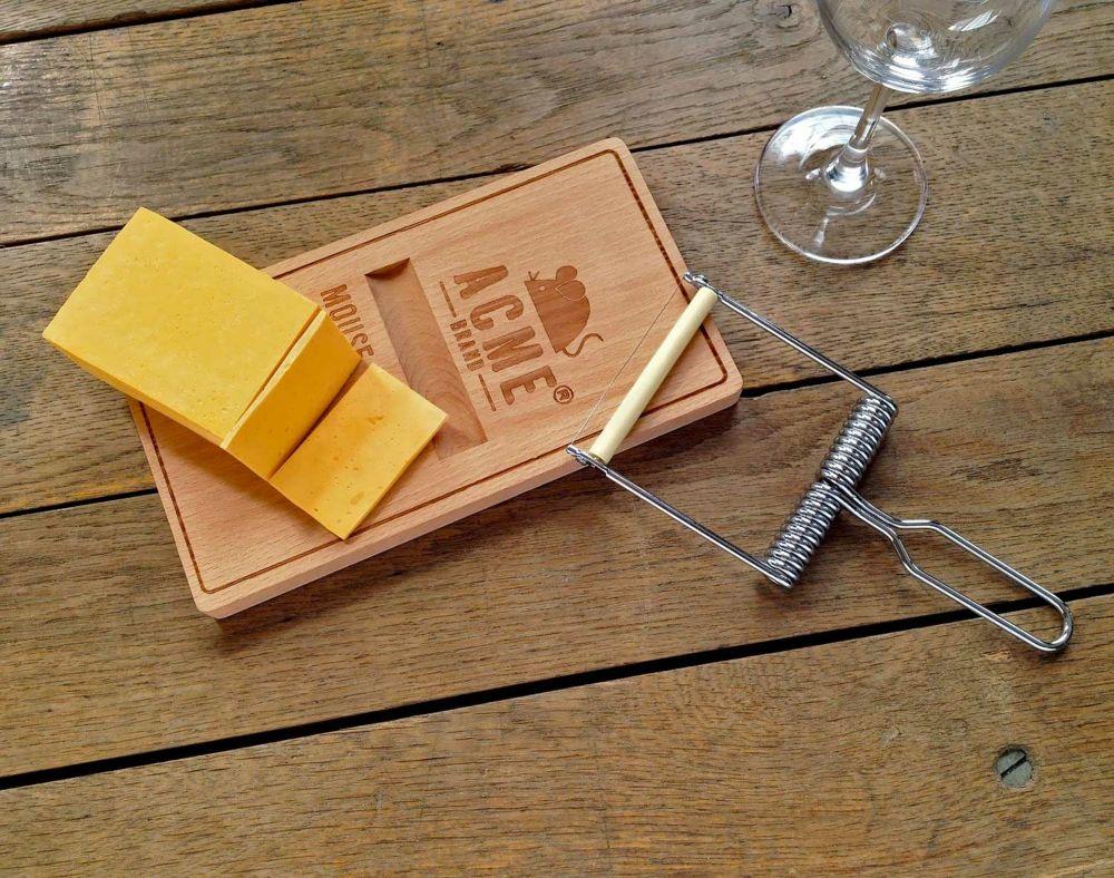 Küchen Accessoires Käseschneider Mausefalle