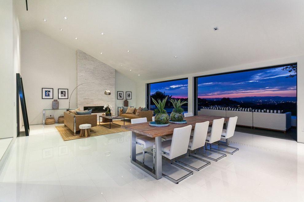 Luxus Wohnraum unterm Dach Stadtaussicht