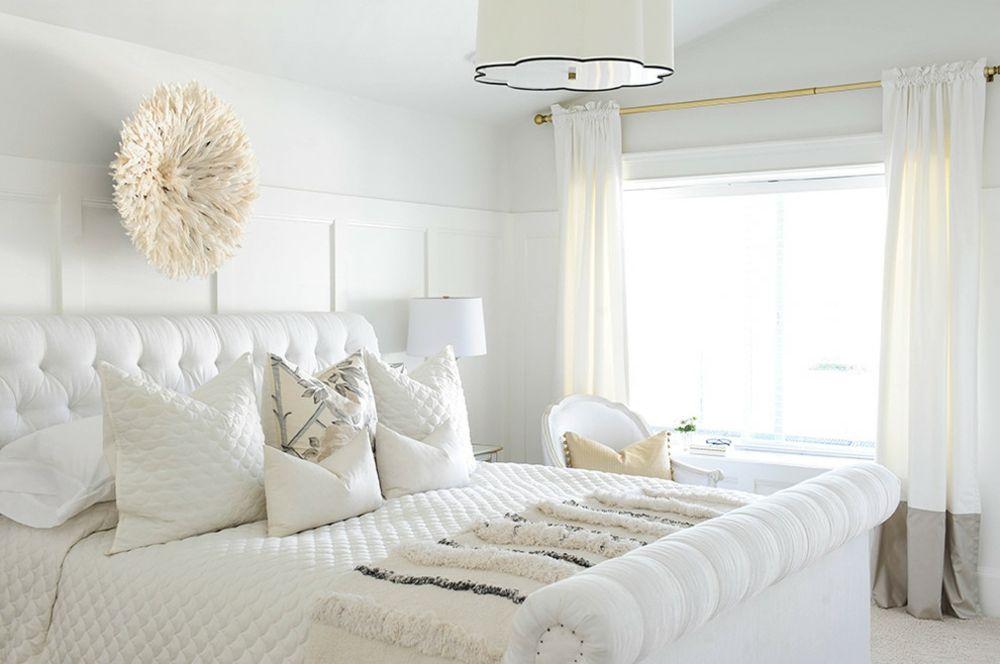 Schlafzimmer Farben Bedeutung weiß