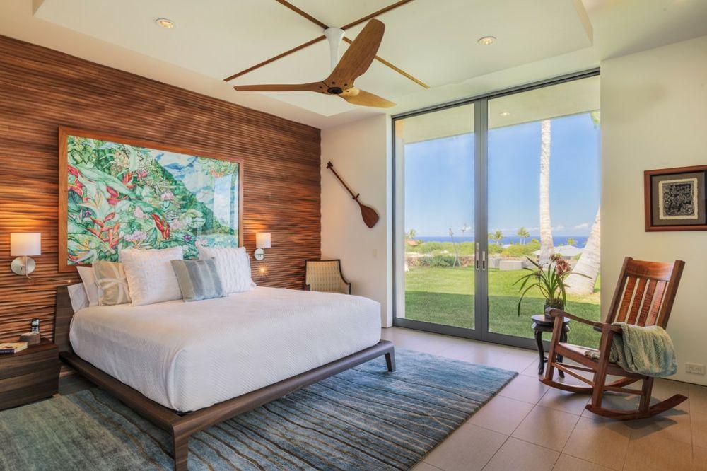 Wohndesign Schlafzimmer natürlich Erdtöne
