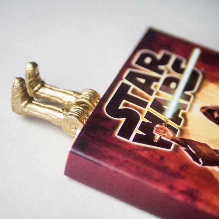 C-3PO von StarWars