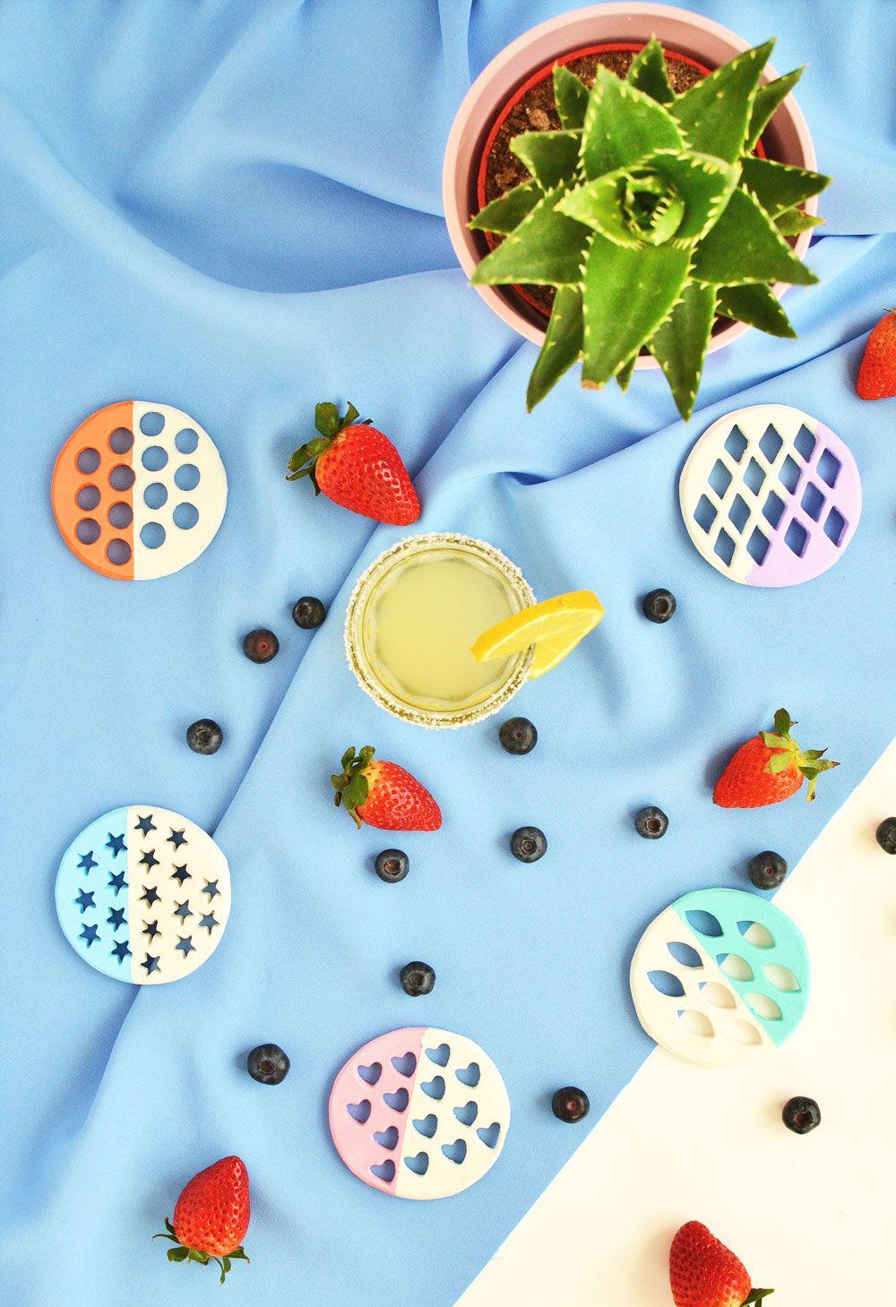 Sodawasser, frischer Zitronensaft und Honig – die bestmögliche Limo!