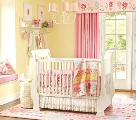 Die Position des Bettes ist eine der wichtigsten Sachen im Kinderzimmerjpg