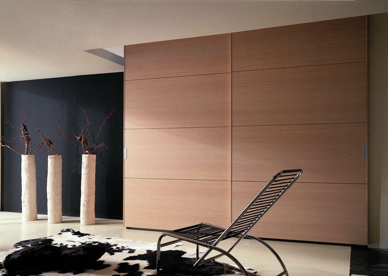 Einzelmöbel lockert das Gesamtbild im Wohnzimmer