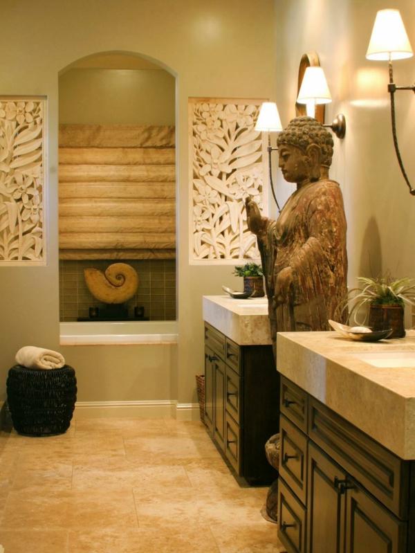 Feng Shui Dekor für das schöne Bad