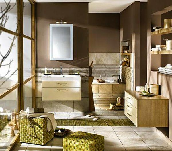 Feng Shui Einrichtung im Badezimmer