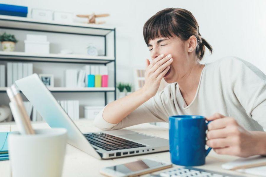 Beim Gähnen bekommt der Körper mehr Sauerstoff