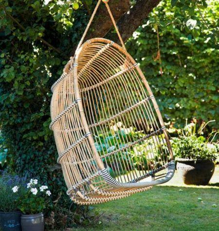 Haben Sie irgendwann von einer Schaukel im Garten geträumt?