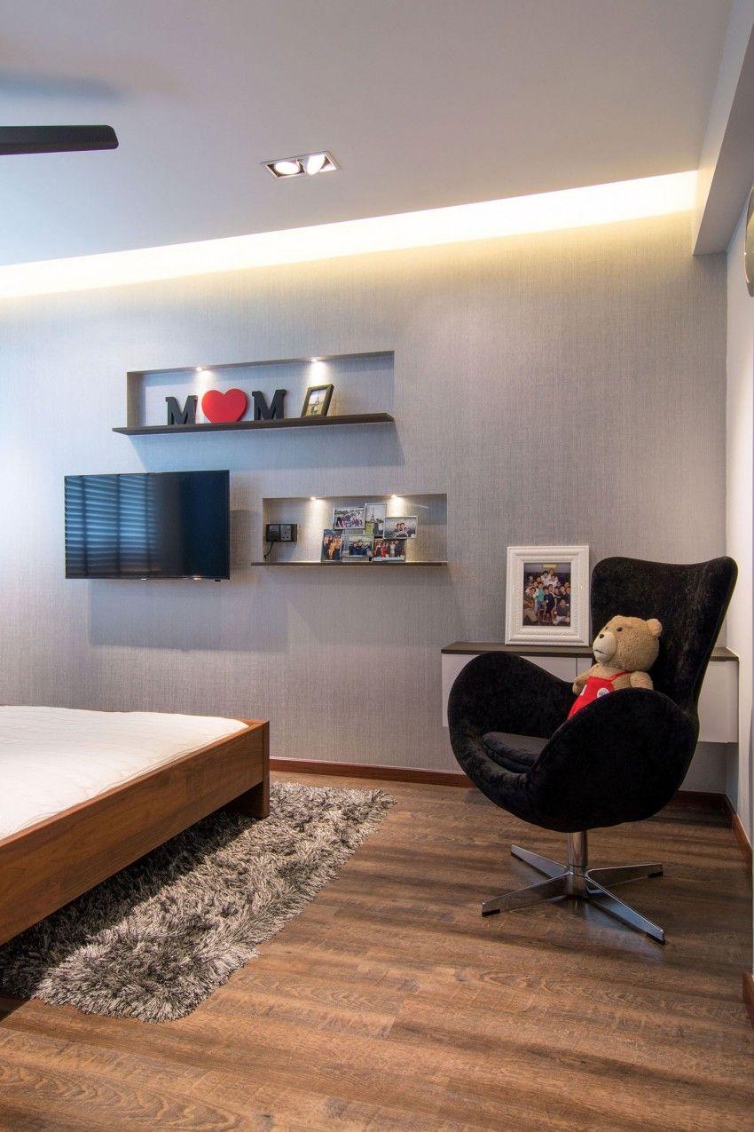 Ein Gemutliches Apartment Mit Stil: Zimmer