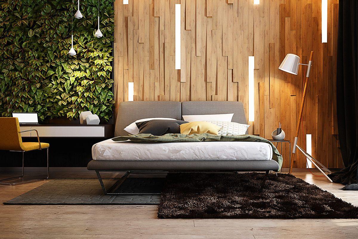 Inspirierende Ideen Für Die Beleuchtung Im Schlafzimmer .