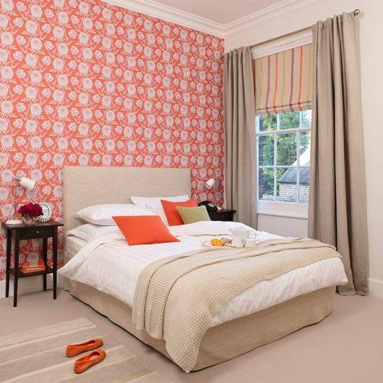 tolle ideen f r die tapeten in ihrem schlafzimmer. Black Bedroom Furniture Sets. Home Design Ideas
