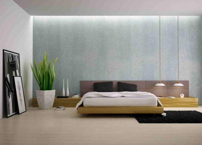 Ordnung und Sauberkeit im Schlafzimmer sind beim Feng Shui ein Muss