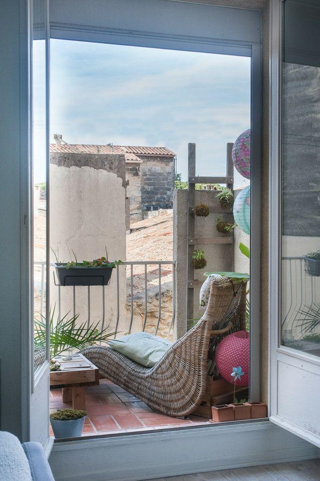 10 sehenswerte balkons veranden und dachterrassen zum entspannen. Black Bedroom Furniture Sets. Home Design Ideas