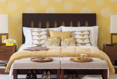 Tolle ideen f r die tapeten in ihrem schlafzimmer for Tapeten 2016 schlafzimmer