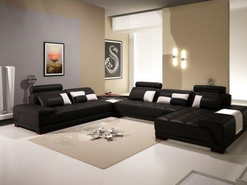 Schwarz und Weiß sorgen für außerordentliches Glück-Elemente in Feng Shui