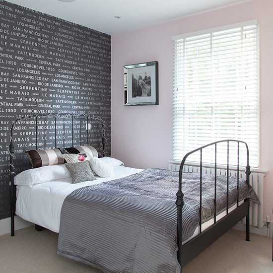Bedroom Wallpaper Boho