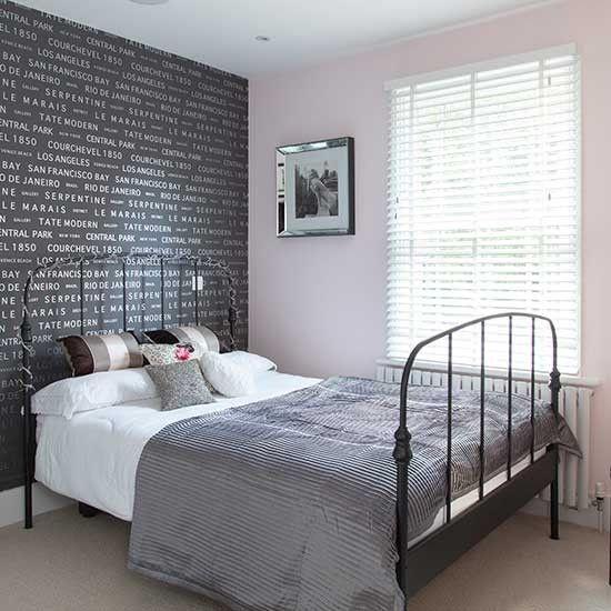 Das Farbkonzept Schwarz-Weiß ist immer stilvoll und modern