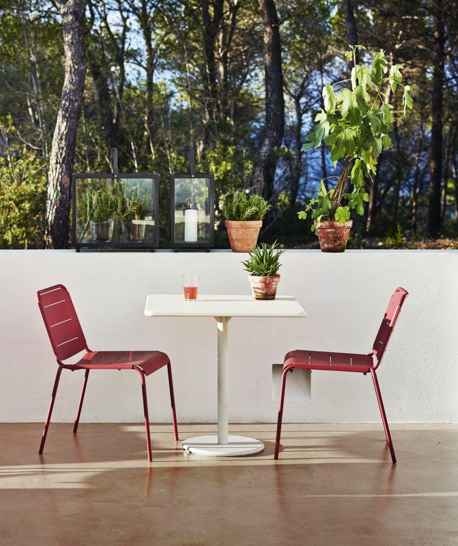 Ein Tisch für zwei und eine herrliche Aussicht – das nennt man Romantik pur!