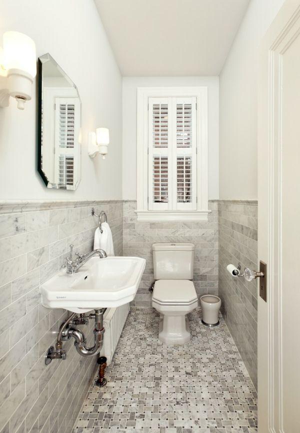 Waschtisch Toilletentisch Waschbecken modern Luxus grau weiß Wandleuchte