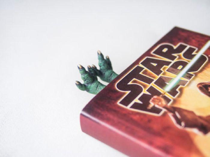 Yoda zeigt Ihnen die richtige Seite
