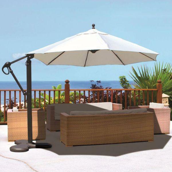 Sonnenschirme Und Sonnensegel F 252 R Garten Terrasse Und