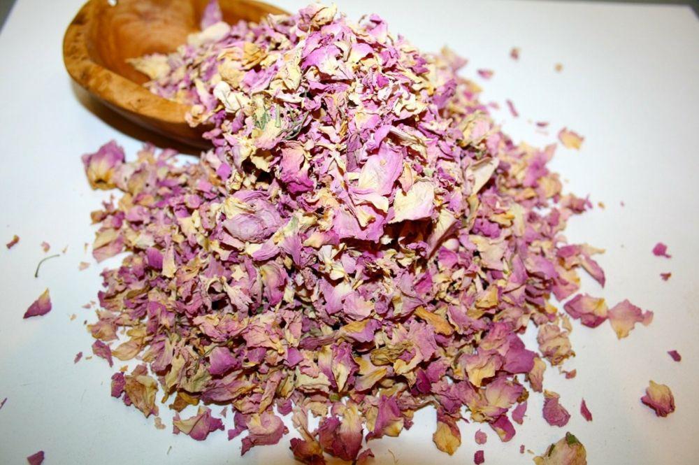 Die Blüten kann man trocknen lassen und als wohltuender Tee genießen