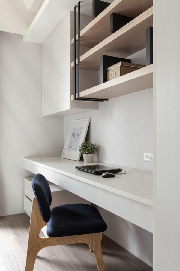 Interieur Design Büro zu Hause stilvoll Luxus