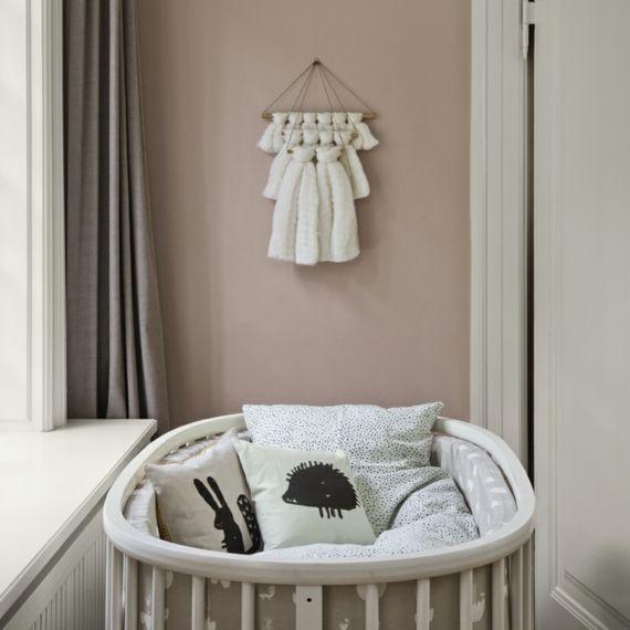 Ist diese farbkombination nicht der neue trend im for Kinderzimmer altrosa