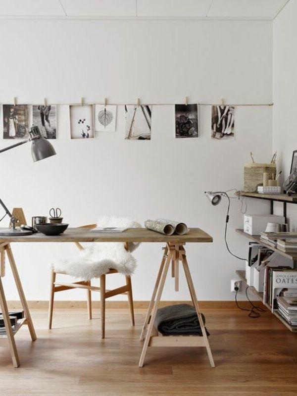 Kreativität Arbeit zu Hause Wand Dekoration Büro