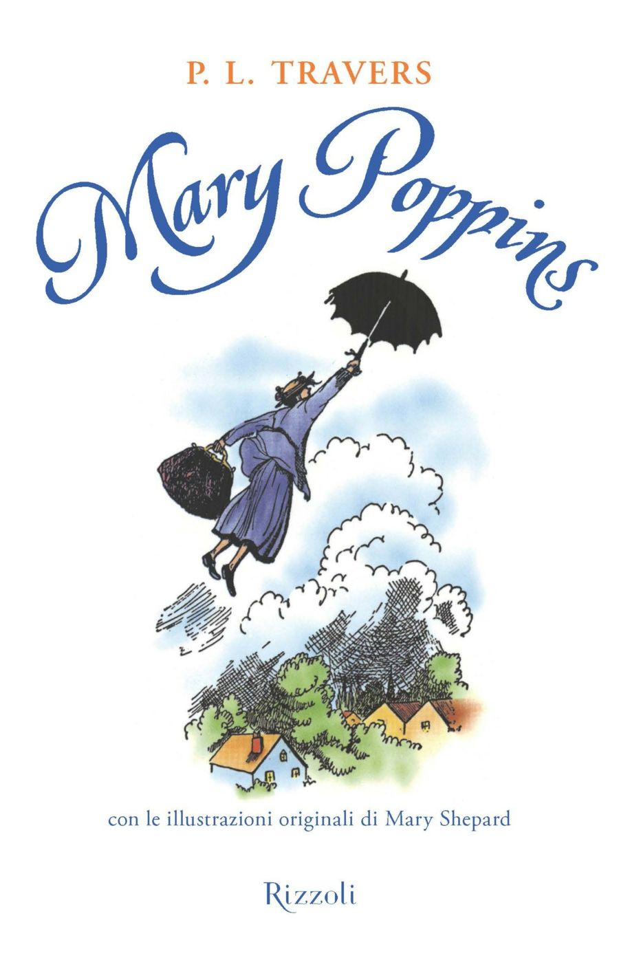 Mary Poppins von Pamela Lynwood Travers