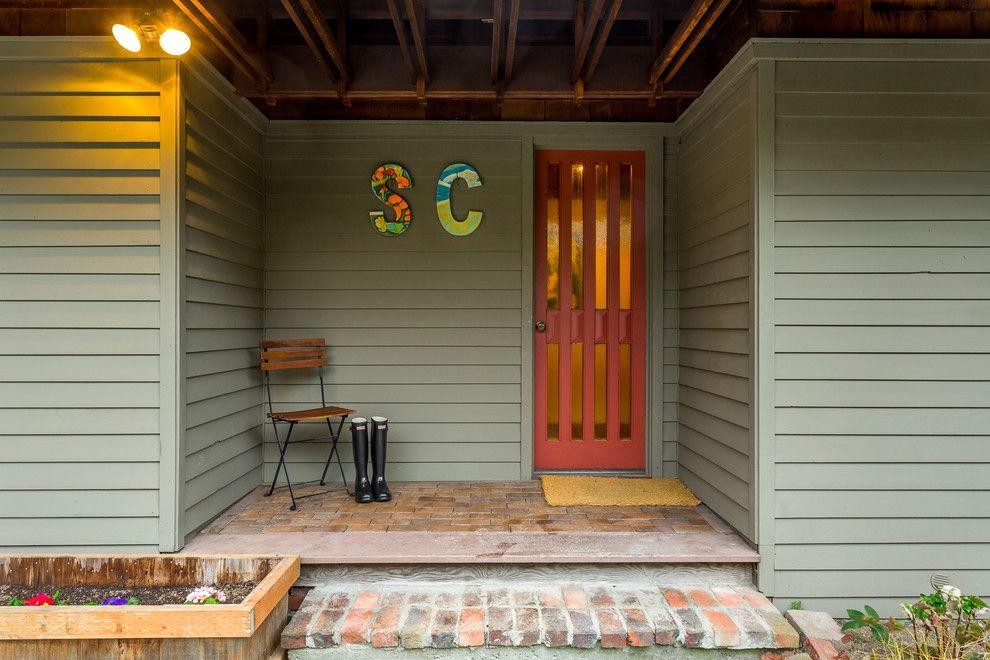 Monogramm räumliche Buchstaben Sommer Terrasse selbst dekorieren Klappstuhl