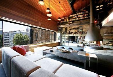 Entdecken Sie Ein Designer Traum Penthouse Im Herzen Von Istanbul!    Trendomat.com