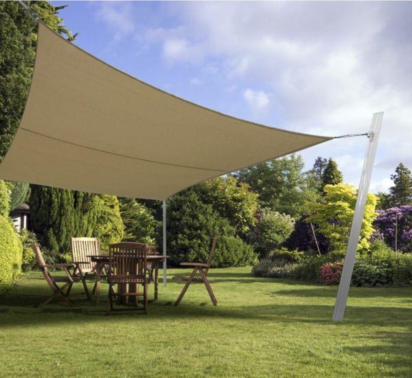 sonnenschirme und sonnensegel f r garten terrasse und. Black Bedroom Furniture Sets. Home Design Ideas