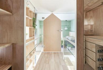 """Block Village"""" von HAO Design oder wie setzt man das Holz in der ..."""