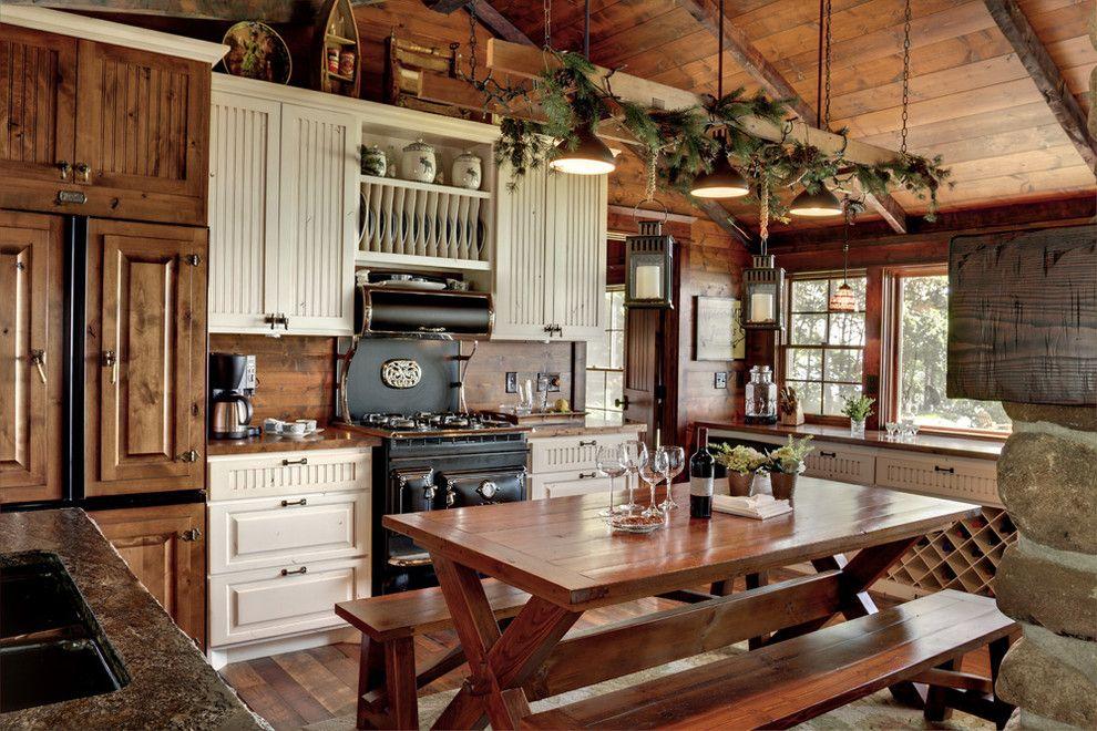 Holznuancen lassen sich ideal mit Weiß kombinieren