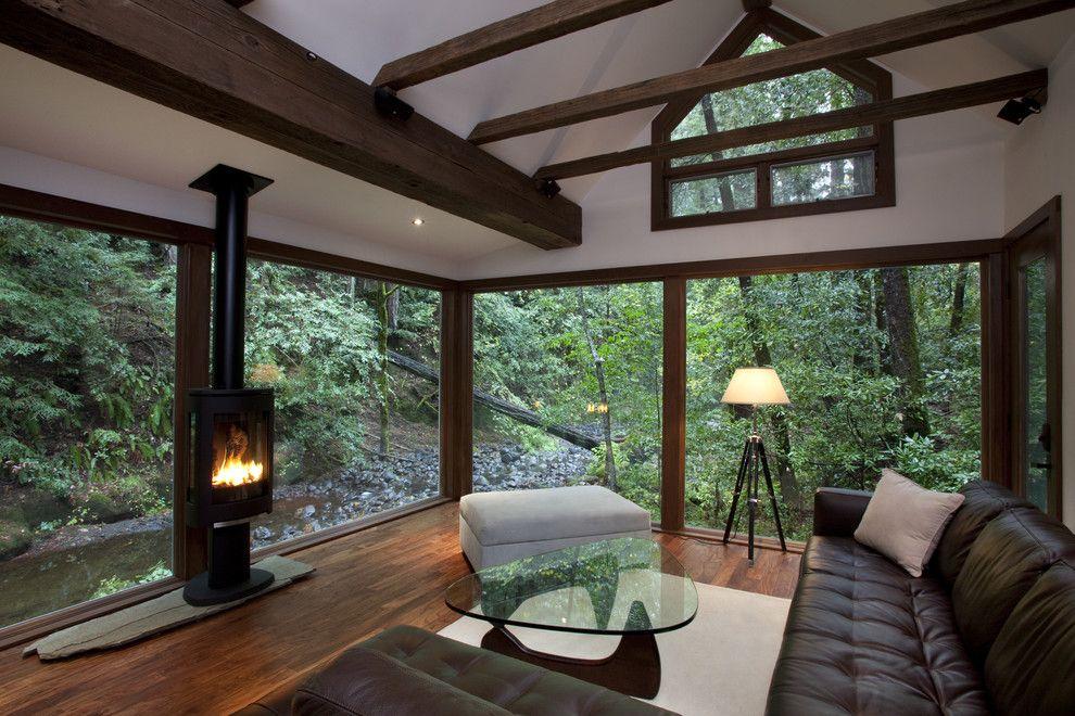 Stilvolles Ambiente auch im Wald genießen
